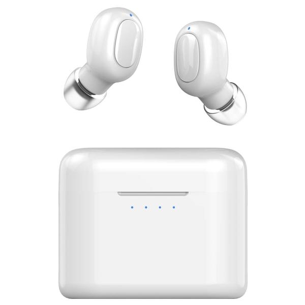 Наушники Bluetooth QUB — QTWS4 White