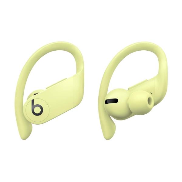 Наушники Bluetooth Beats — Powerbeats Pro Spring Yellow (MXY92EE/A)