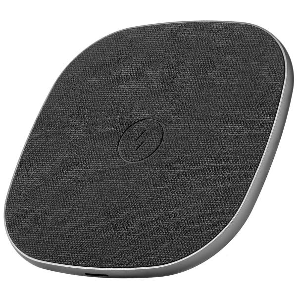 Беспроводное зарядное устройство uBear — Grey (WL02SG10-AD)