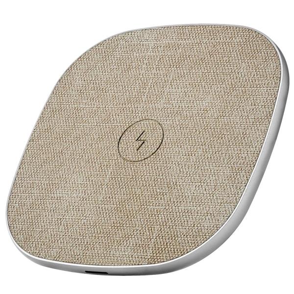Беспроводное зарядное устройство uBear — Beige (WL02GD10-AD)