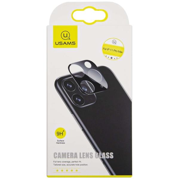 Защитное стекло Usams US-BH558 на камеру 11 Pro Max, Tran.(УТ000020328)