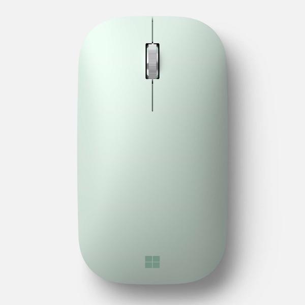 Мышь беспроводная Microsoft Modern Mobile Mint (KTF-00027) фото