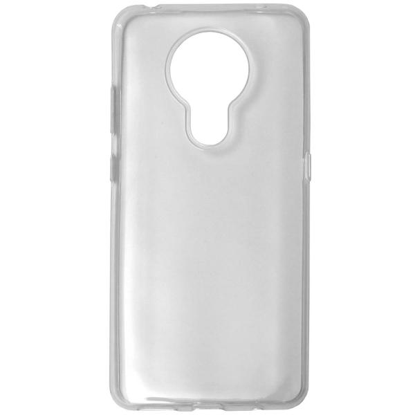 Чехол InterStep SLENDER MV для Nokia 5.3, Transparent фото