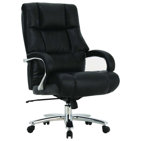 Кресло компьютерное Brabix Premium Bomer HD-007 Black (531939) фото