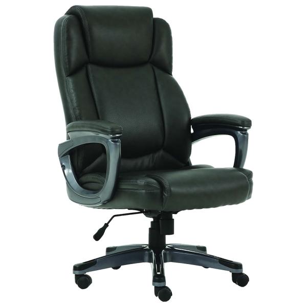 Кресло компьютерное Brabix Premium Favorite EX-577 Gray (531935) фото