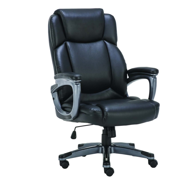 Кресло компьютерное Brabix Premium Favorite EX-577 Black (531934) фото
