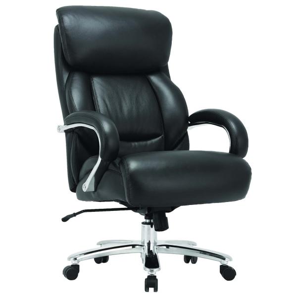 Кресло компьютерное Brabix Premium Pride HD-100 Black (531940) фото