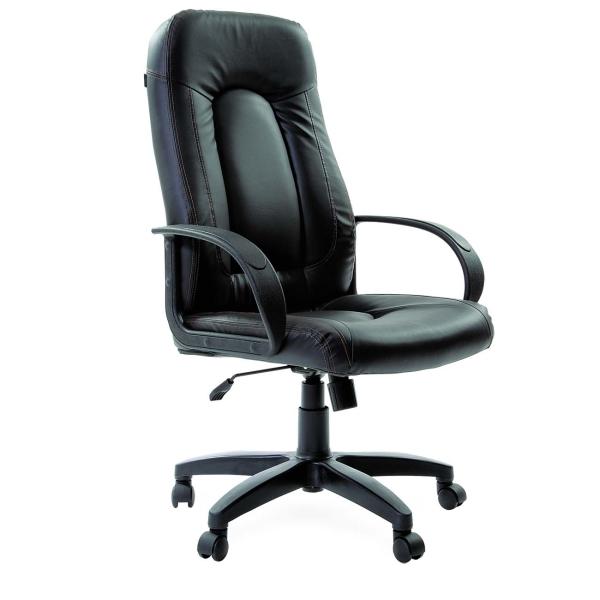 Кресло компьютерное Brabix Strike EX-525 экокожа Black (531382) фото