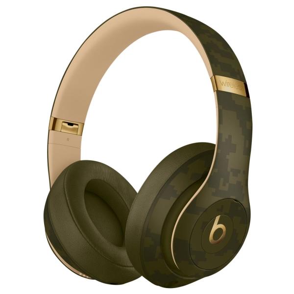 Наушники Bluetooth Beats — Studio3 Camo Forest Green (MWUH2EE/A)