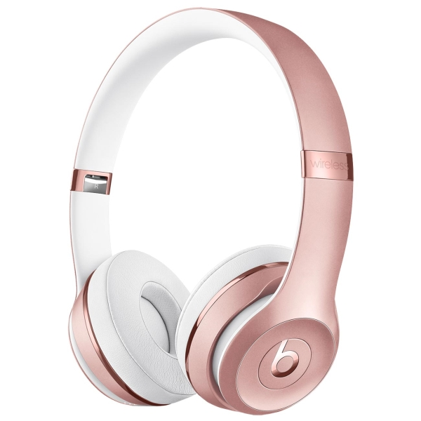 Наушники Bluetooth Beats — Solo3 Rose Gold (MX442EE/A)
