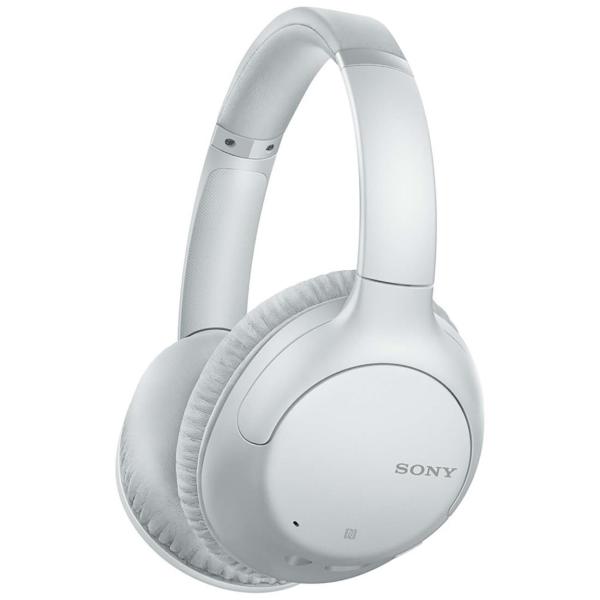 Наушники накладные Bluetooth Sony WH-CH710N White