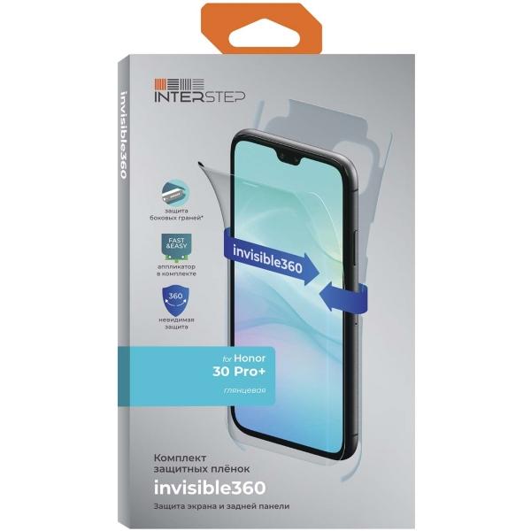 Плёнка для сотового телефона InterStep Invisible360 для Honor 30 Pro+ фото