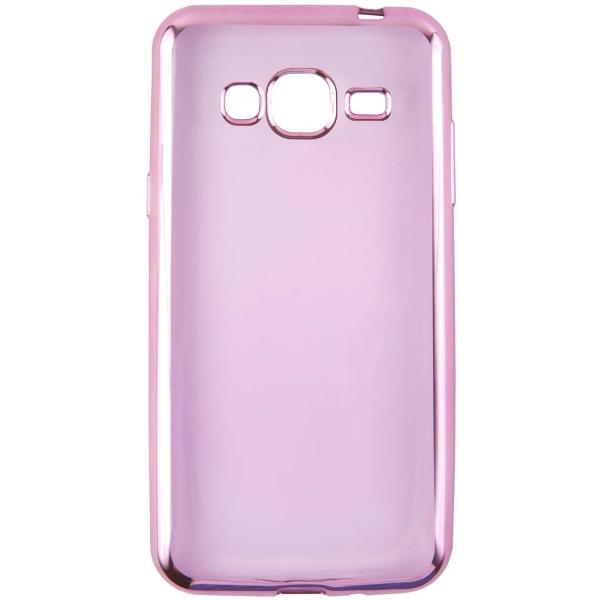 Чехол Red Line iBox Blaze для Samsung Galaxy J3 (2016), Pink Fr. фото