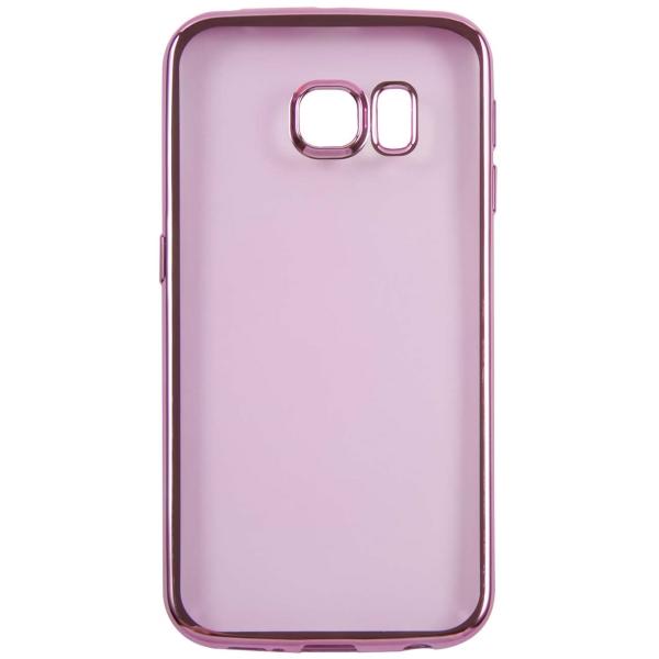 Чехол Red Line iBox Blaze для Samsung Galaxy S6 Edge, Pink Frame фото