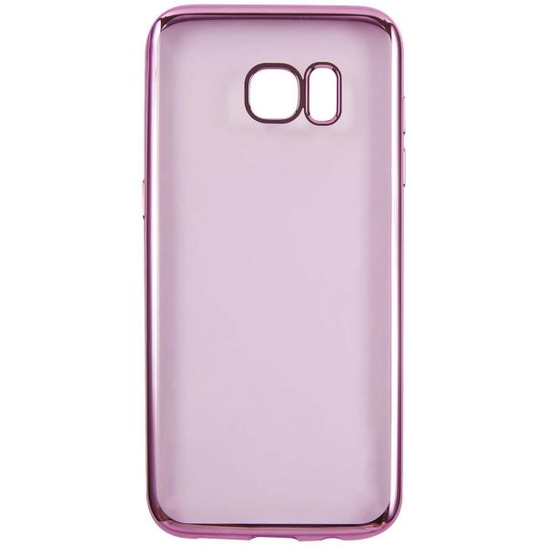 Чехол Red Line iBox Blaze для Samsung Galaxy S7 Edge, Pink Frame фото