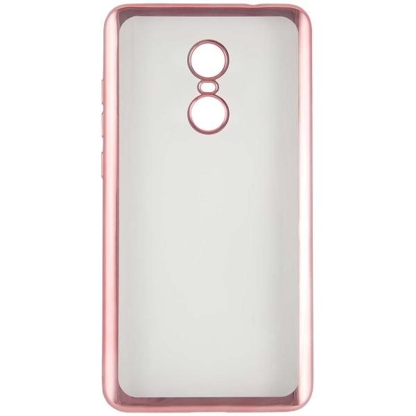 Чехол Red Line iBox Blaze для Xiaomi Redmi Note 4X, Pink Frame фото
