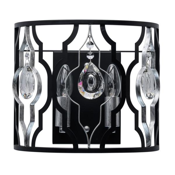 Светильник настенный MW-light 285022002 Альгеро 2*40W E14 бра