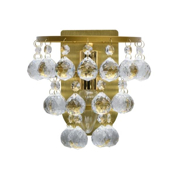 Светильник настенный MW-light 276024901 Венеция 1*40W E14 бра