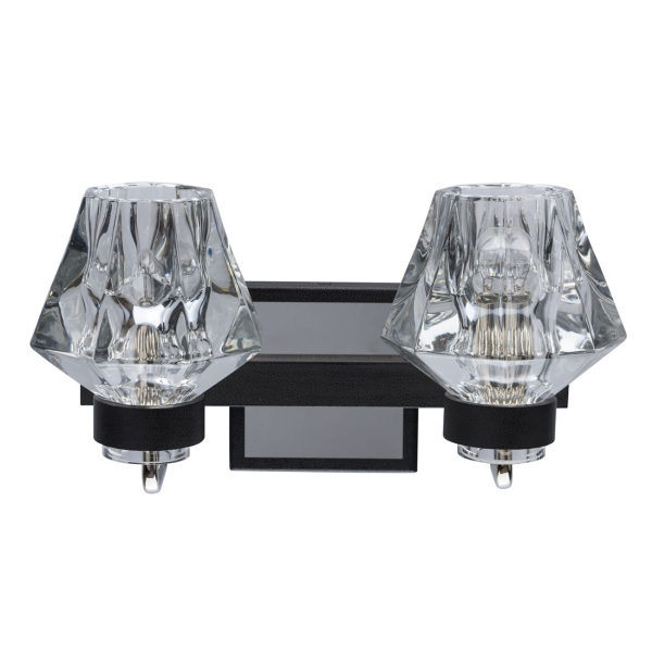 Светильник настенный MW-light 104022302 Джестер 2*60W E14 бра