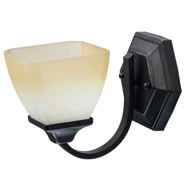 Светильник настенный MW-light 249028401 Замок 1*60W E27 бра фото