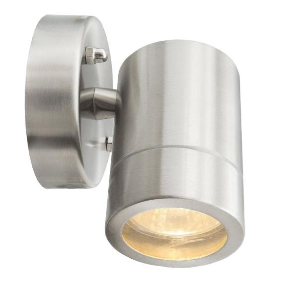 Светильник настенный De Markt 807020601 Меркурий 1x35, энергосб. GU10 IP65 фото