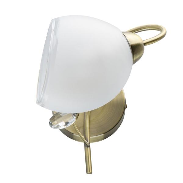 Светильник настенный MW-light 372023901 Моника 1*40W E14 бра