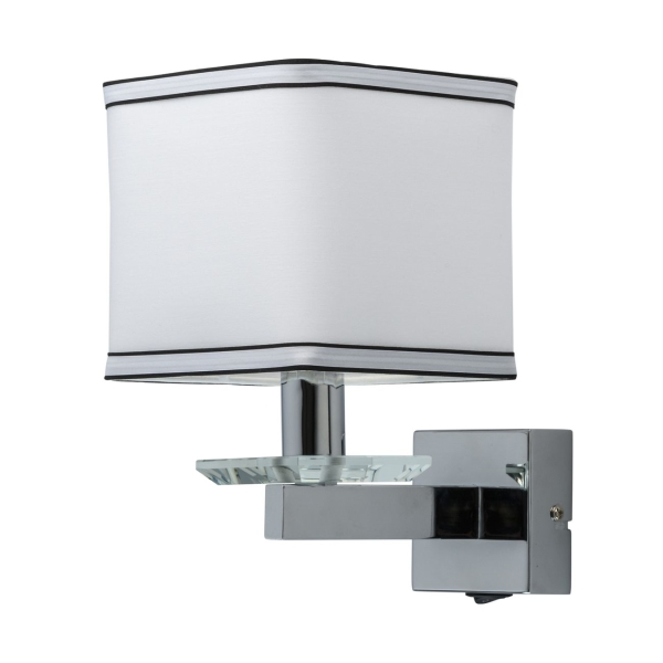 Светильник настенный MW-light 686020401 Наполи 1*40W E14 бра