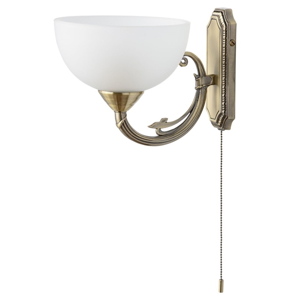 Светильник настенный MW-light 318020801 Олимп 1*60W Е27 бра