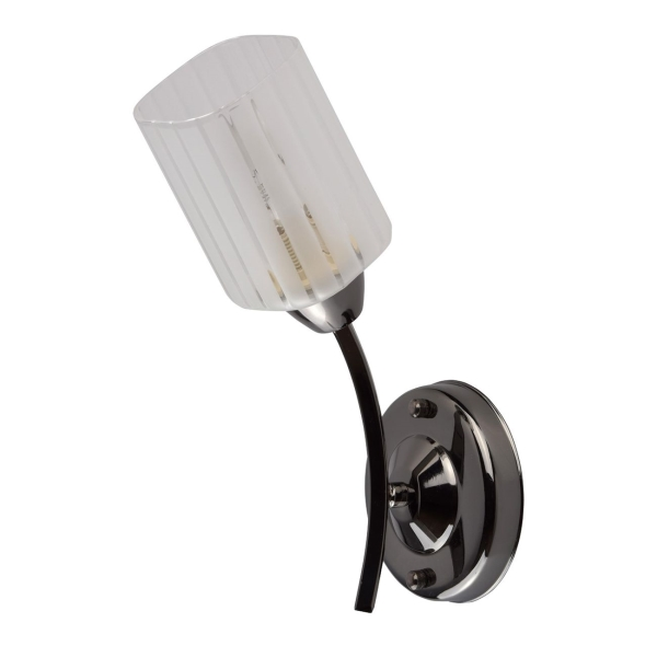 Светильник настенный De Markt 638023301 Олимпия 1*60W E14 бра
