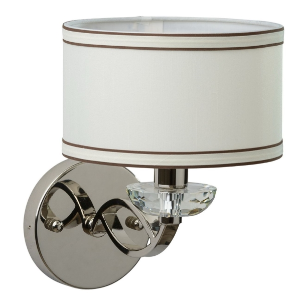 Светильник настенный Chiaro 386025101 Палермо 1*40W E14 бра