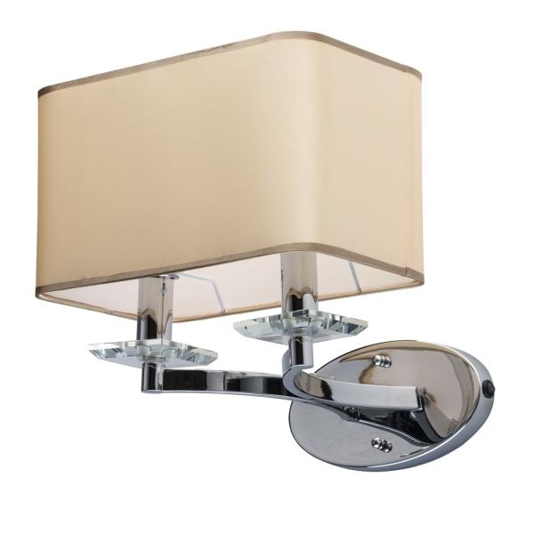 Светильник настенный MW-light 386026202 Палермо 2*40W E14 бра фото