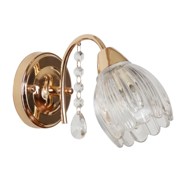 Светильник настенный MW-light 294027101 Подснежник 1*40W E14 бра