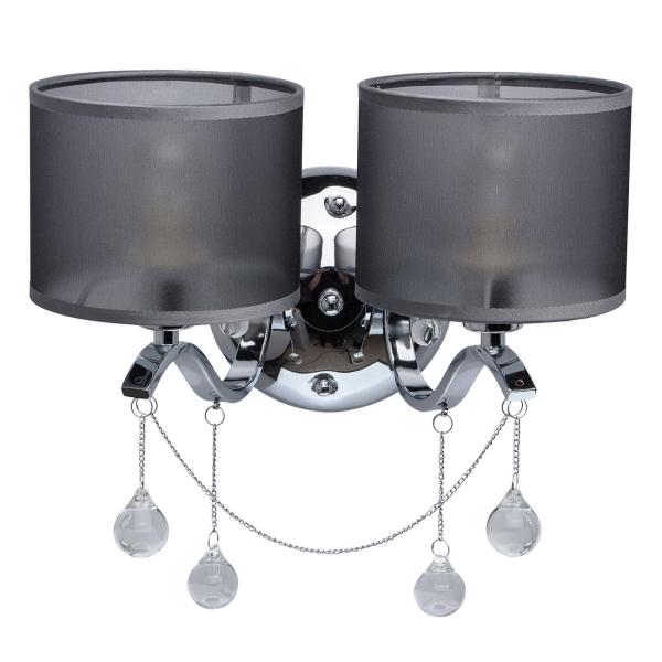 Светильник настенный MW-light 379029302 Федерика 2*40W E14 бра фото