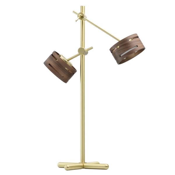 Светильник настольный De Markt 725030602 Чил-аут 2*5W LED фото