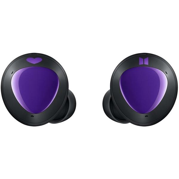 Наушники Bluetooth Samsung — Galaxy Buds+ BTS Edition Violet (SM-R175NZPBSER)