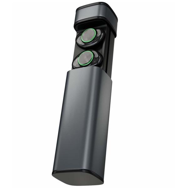 Наушники Bluetooth Barn&Hollis TWS B&H-02 Black (УТ000021142) фото