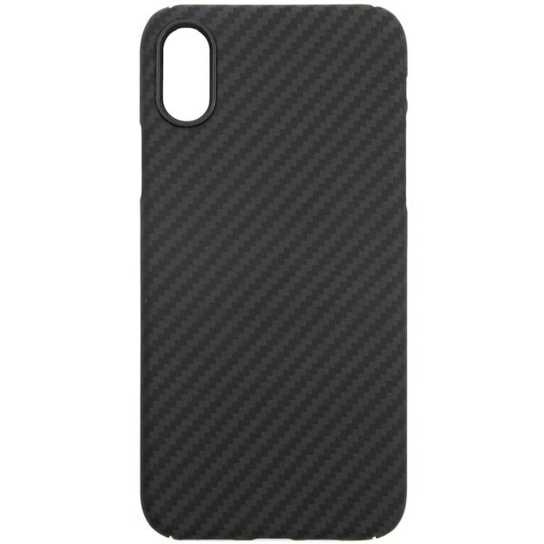 Чехол Barn&Hollis Carbon для iPhone XR Matte Grey фото