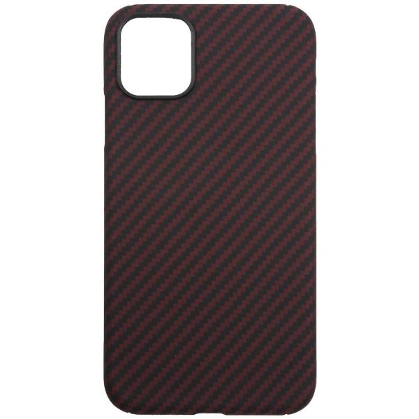 Чехол Barn&Hollis Carbon для iPhone 11 Matte Red фото