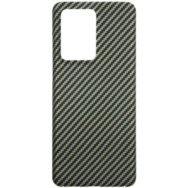 Чехол Barn&Hollis Carbon для Samsung Galaxy S20 Ultra Matte Green фото