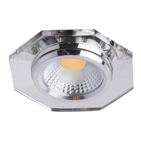 Светильник потолочный De Markt Круз 1x5W LED (637014401)