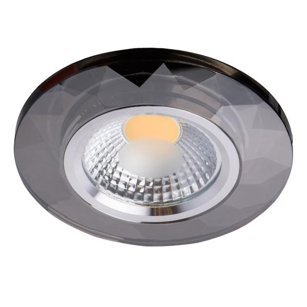 Светильник потолочный De Markt Круз 1x5W LED (637014601)