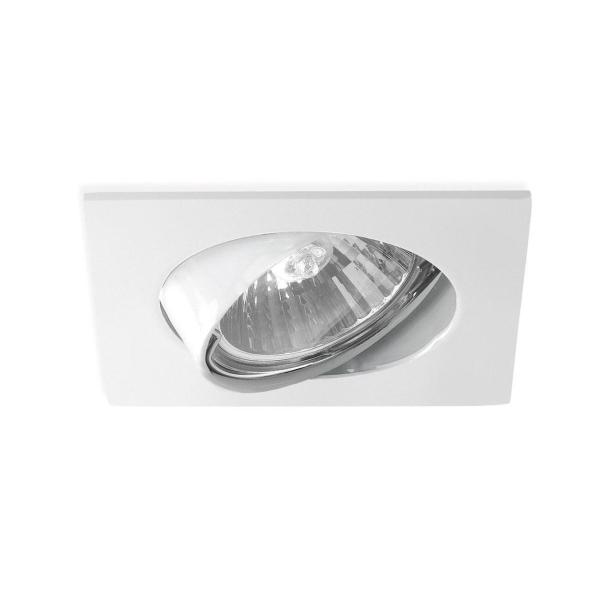 Светильник потолочный De Markt Круз 1x50W GU10 люстра (637010501)