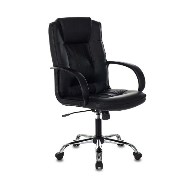 Кресло компьютерное Бюрократ T-800N/BLACK