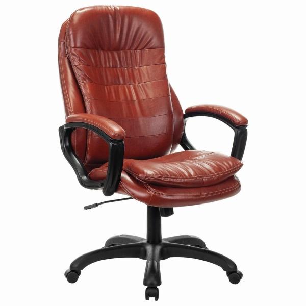 Кресло компьютерное Brabix Omega EX-589 коричневое (532096)