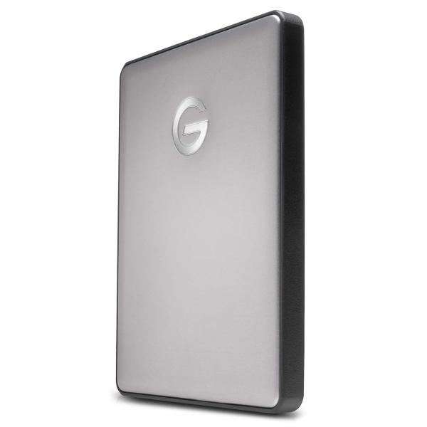 "Внешний жесткий диск 2.5"" для Mac G-Technology 1TB G-Drive Mobile Space Gray (0G10265-1) серого цвета"