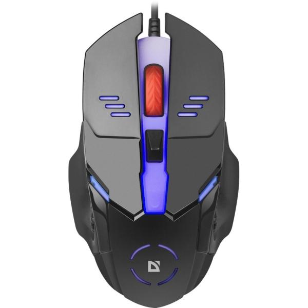 Игровая мышь Defender