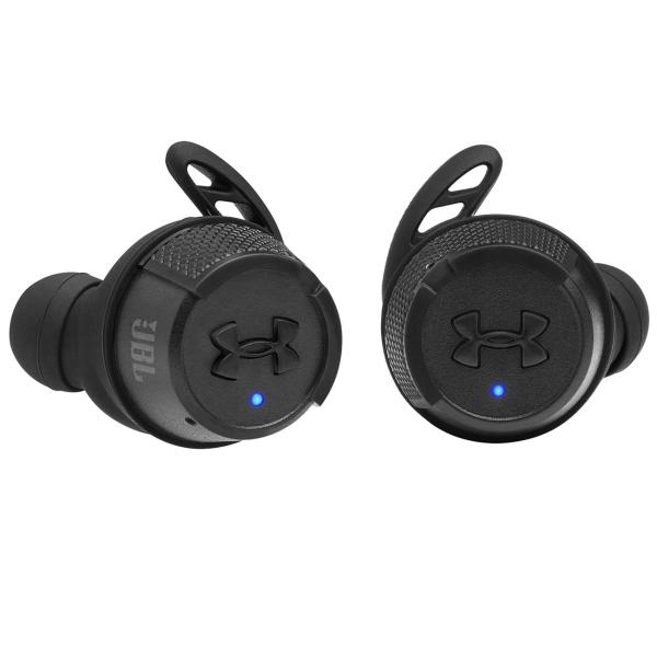Спортивные наушники Bluetooth JBL Under Armour Flash Black
