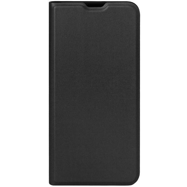Чехол Vipe, Book для Xiaomi Redmi 9A, Black, черный, термополиуретан  - купить со скидкой