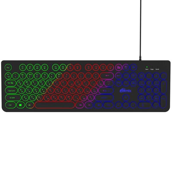 Игровая клавиатура Ritmix