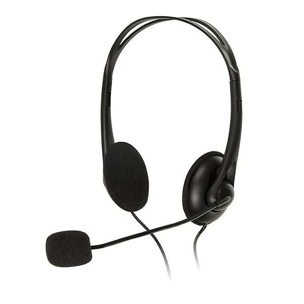 Компьютерная гарнитура A4Tech iChat HS-6 Black черный